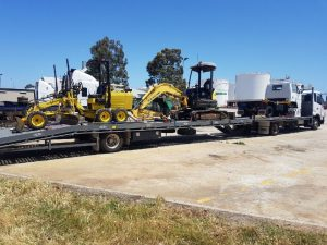 Small Earth Moving Equipment