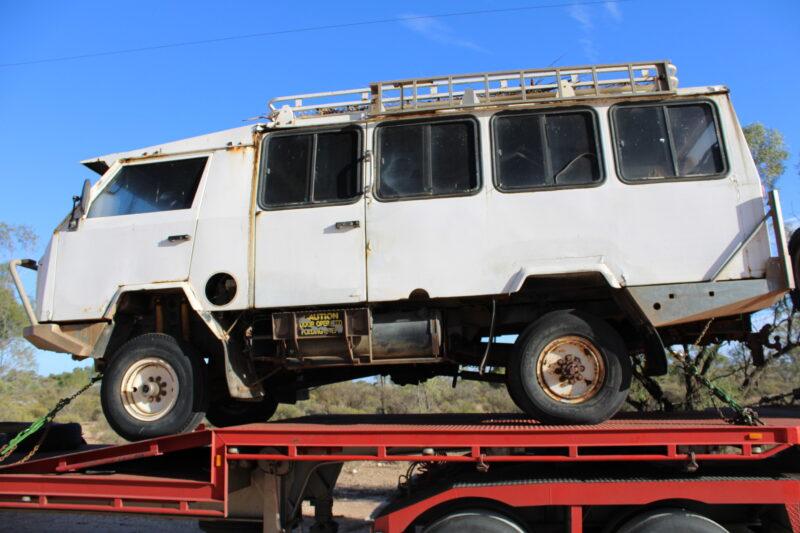 Oka 4x4 all Terrain vehicle
