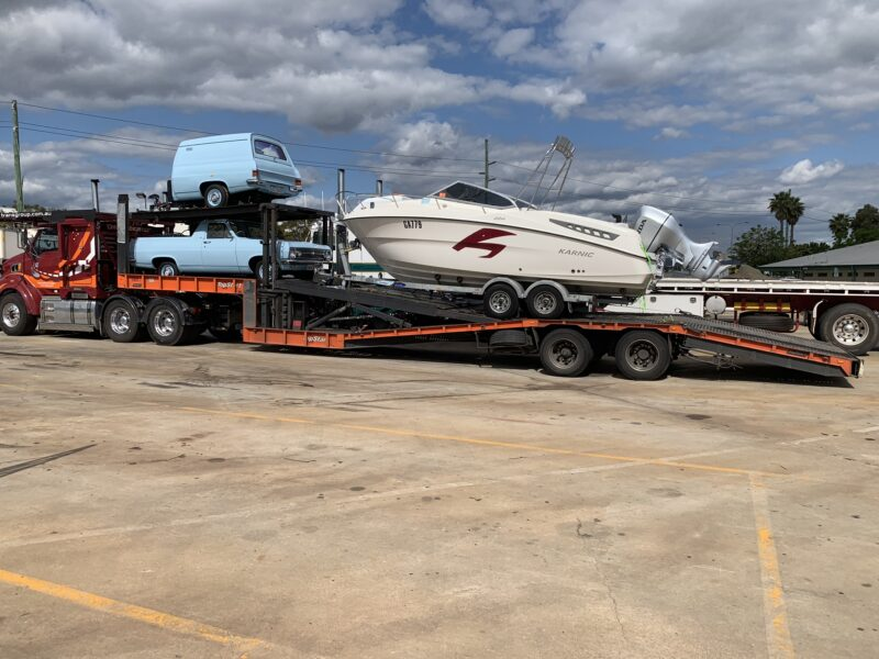 Interstate Boat Transport