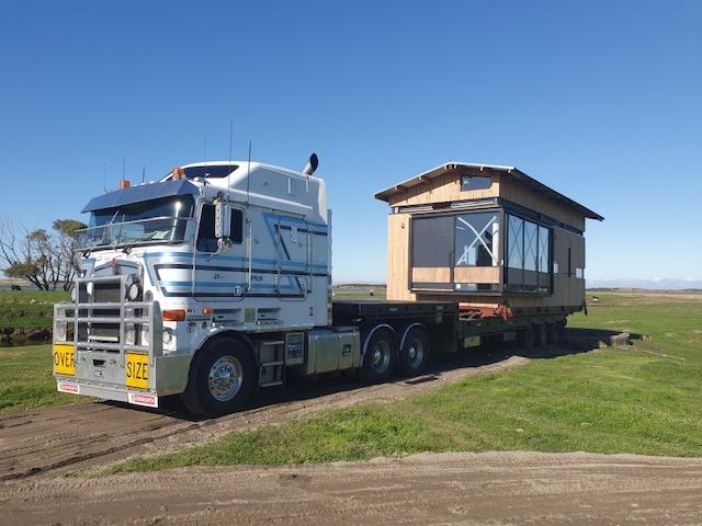 Portable House Transport